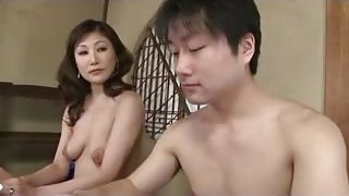 Big boobs porn showing a Japanese bitch fucking
